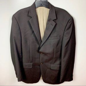 Michael Kors blazer sport coat wool men's 38 R